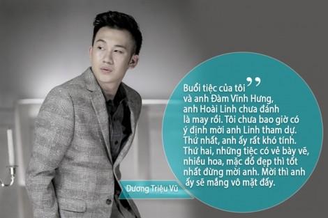 Showbiz Việt sôi nổi với những phát ngôn tuần qua