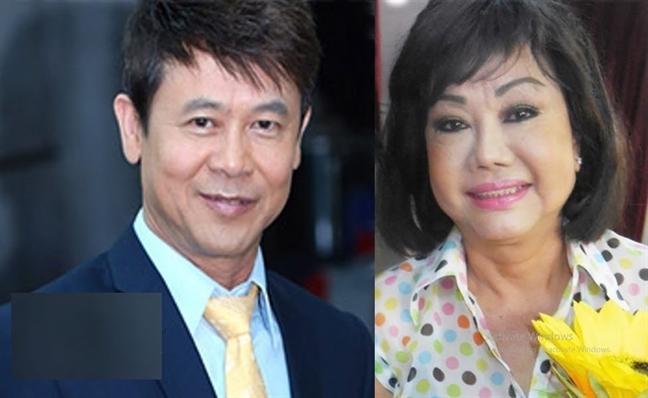 Thai Chau buc xuc len tieng khi bi goi la chong cu Kieu Phuong Loan
