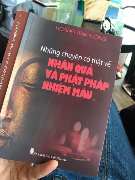 Sách mang danh Phật pháp lại chứa từ ngữ tục tĩu