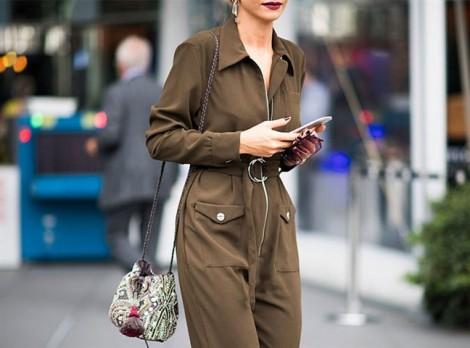 Những mẫu jumpsuit phù hợp cho nàng công sở