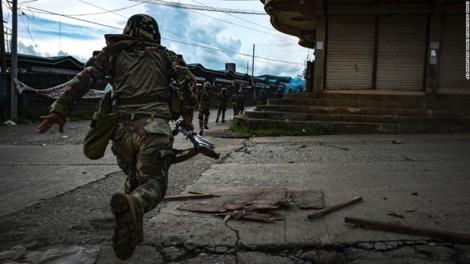 Tiêu diệt IS tại Philippines: Gia hạn... hạn chót
