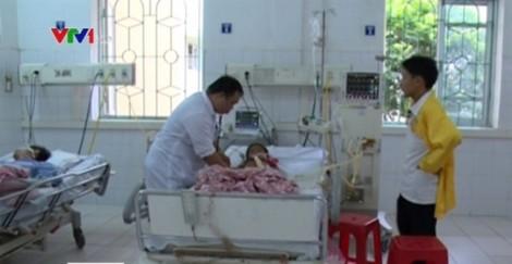 Đau lòng 2 chị em ruột nghi viêm não ở Cao Bằng đã tử vong