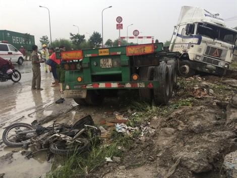 Liên tiếp tai nạn, ba người tử vong vì xe 'hung thần'