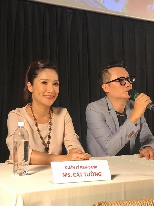 Cat Tuong thanh 'ba bau' quan ly nhom nhac dong thanh vien nhat Viet Nam