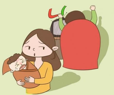 Có nên cho trẻ bú nếu mẹ trầm cảm sau sinh?