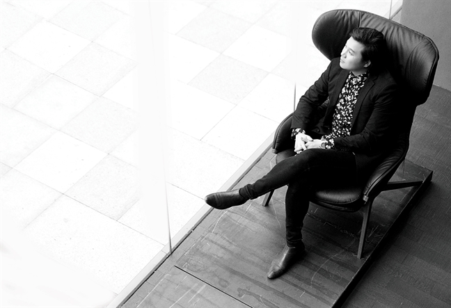 Thanh Bui: Grammy da rat gan