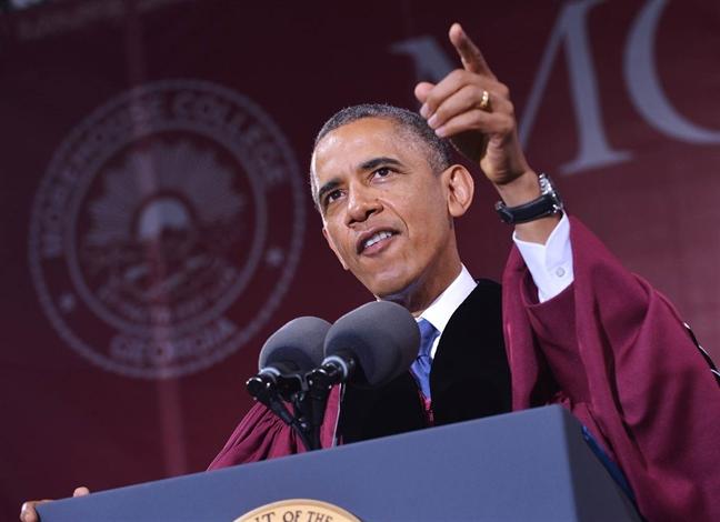 Ong Obama duoc nham vao ghe Hieu truong Dai hoc Harvard?