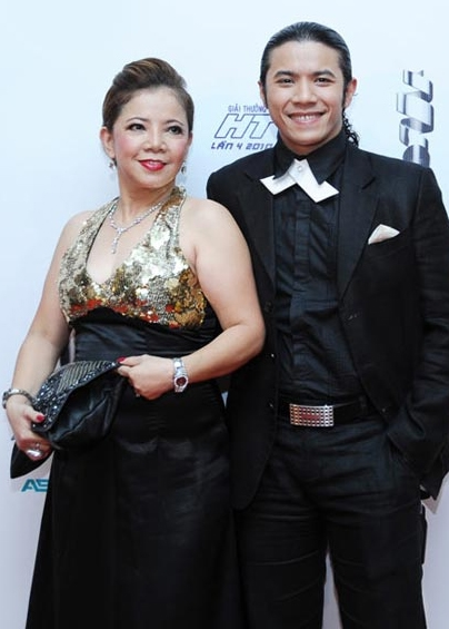 Kasim Hoang Vu: Me toi khong khat khe voi con dau nhu phim 'Song chung voi me chong'