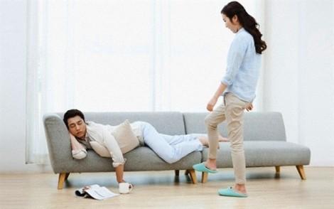 Chồng nhác việc nhà, kiên nhẫn cũng 'trị' được