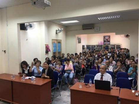 Quận 1: Báo cáo về công tác đối ngoại nhân dân