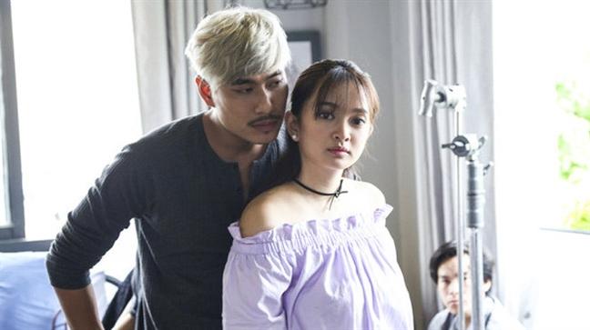 Het la tinh nhan, Kaity Nguyen va Kieu Minh Tuan tro thanh... cha con
