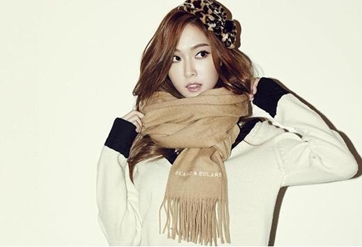 6 bi quyet mac dep cua cuu thanh vien SNSD Jessica Jung