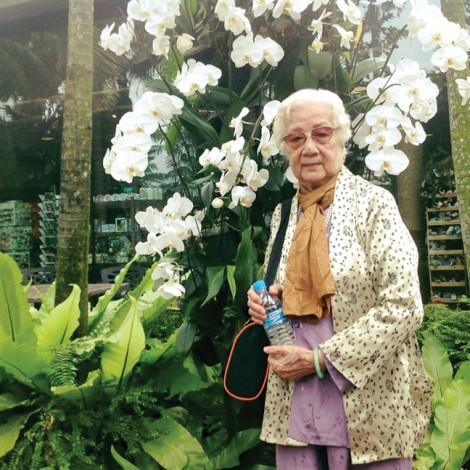 'Nữ công tước' tuổi 93