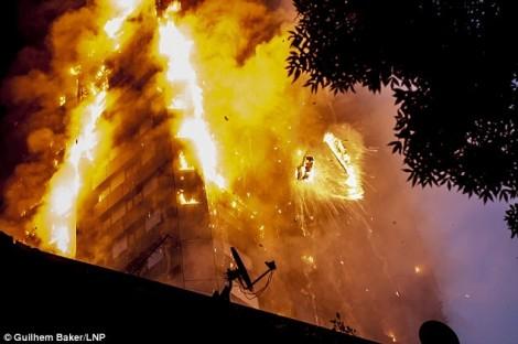 Những sự thật trần trụi trong vụ cháy cao ốc London