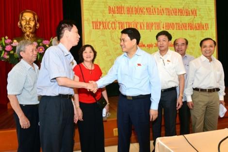 Chủ tịch Hà Nội nói về việc chặt hạ, di dời 1.300 cây xanh trong đợt nắng kỷ lục