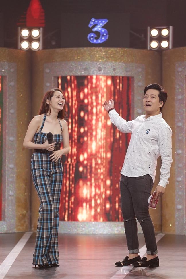 Yeu hon 2 nam, Ho Quang Hieu chang nho sinh nhat cua Bao Anh