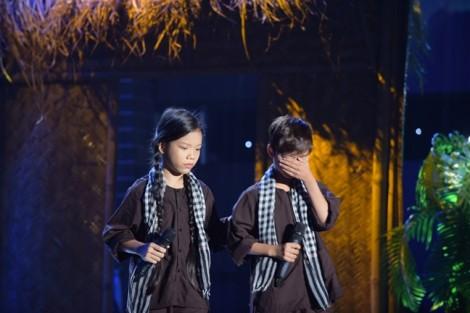 Dương Triệu Vũ khóc nghẹn khi nghe học trò mình hát