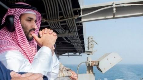 Vị vua tương lai trẻ tuổi, sáng láng, đầy nhiệt huyết của Saudi Arabia