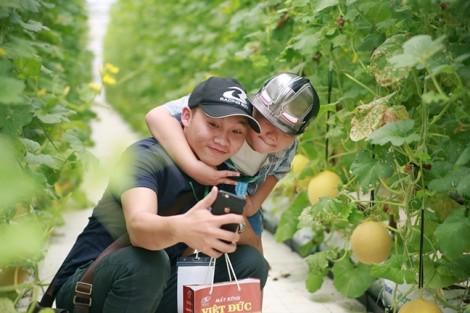 """Trải nghiệm thú vị tại nông trường VinEco Long Thành: Thì ra các nông sản sạch đã có một """"hành trình"""" quy mô đến thế!"""