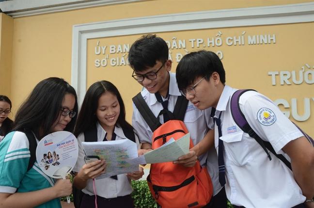 Ngay dau thi THPT quoc gia: Bo dang chon su 'an toan'?