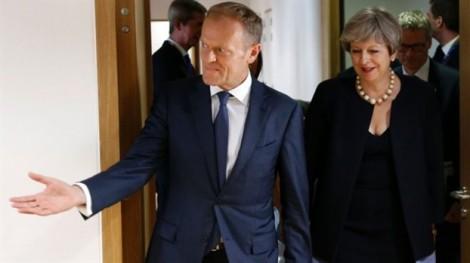 Anh bất ngờ 'tháo ngòi nổ' vấn đề công dân EU sau Brexit
