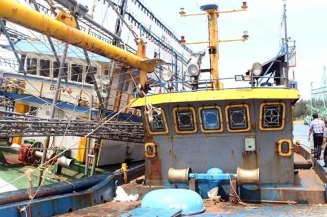 Vụ 18 tàu thép hỏng nặng: Tàu không đúng tiêu chuẩn vẫn 'lọt cửa' đăng kiểm?