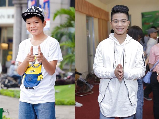 Sau 4 nam, top 3 The voice kids Phuong My Chi, Quang Anh, Ngoc Duy da 'gia' di nhu the nay