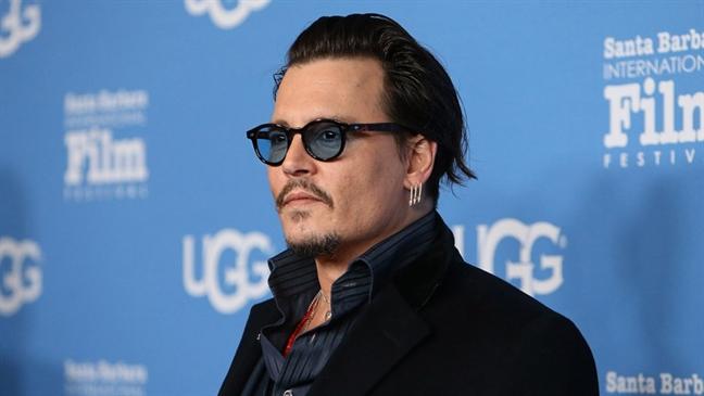 Co quan mat vu My luu tam loi Johnny Depp de doa am sat Trump