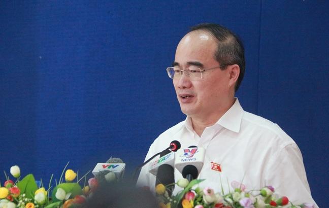 Bi thu Nhan: 'Toi da gui thu kien nghi Thu tuong ve chuyen Tan Son Nhat'