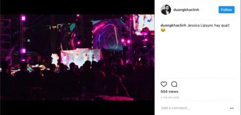 Chê Jessica hát nhép, nhạc sĩ Dương Khắc Linh bị fan Kpop tấn công