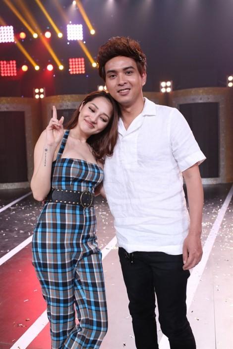 Bảo Anh 'tố' Hồ Quang Hiếu nói dối trên sóng truyền hình