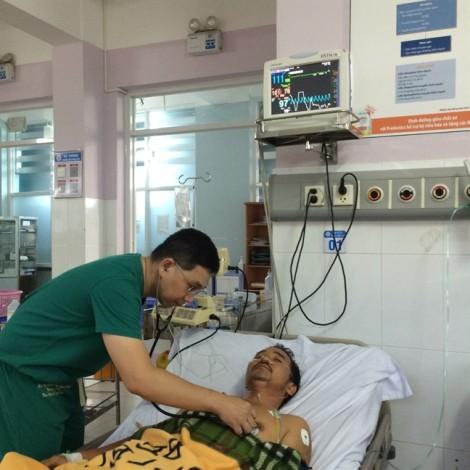 Bệnh nhân ngưng tim ngưng thở ngay tại bệnh viện