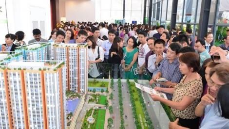 Thị trường bất động sản đang quay về căn hộ giá rẻ
