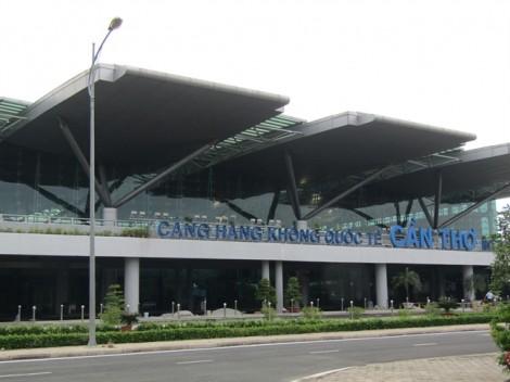 Sân bay quốc tế Cần Thơ: chỉ bay nội địa... cho vui