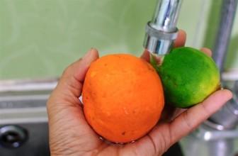 Giảm béo chỉ trong 5 phút với nước sassy làm từ chanh