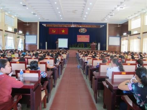 Huyện Củ Chi: Triển khai nghị quyết Đại hội Đại biểu phụ nữ toàn quốc