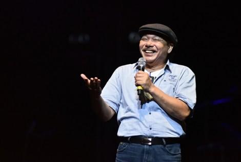 Nhạc sĩ Trần Tiến quay lại 'ghế nóng' với nhiều tâm tư