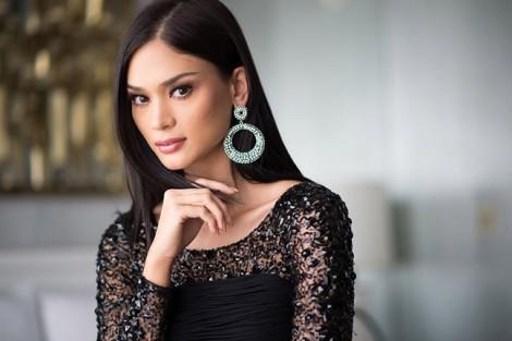 Hoa hậu Hoàn vũ 2015 Pia khẳng định không ghét và dìm hàng Minh Tú