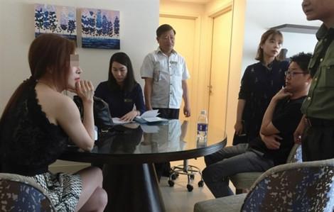 TP.HCM phạt người đẹp 'Bông hồng quyền lực' 60 triệu đồng