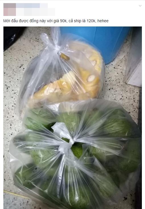 San hang dau gia online: Canh gio miet mai, nhan ve hang... thui