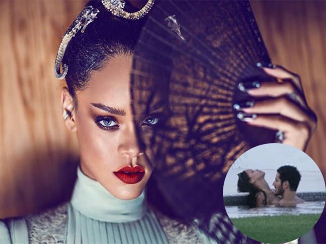 Naomi Campbell tuc gian khi tinh cu cap voi Rihanna