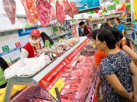 Thịt heo VietGAP giảm giá 40%