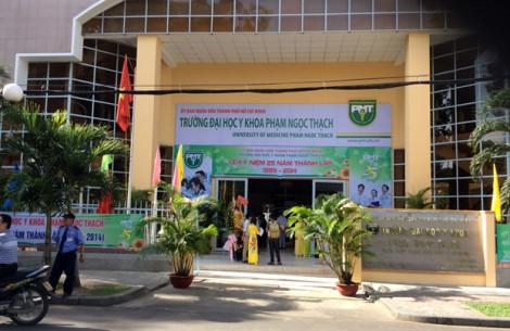 Yêu cầu trường đại học Y khoa Phạm Ngọc Thạch kiểm điểm