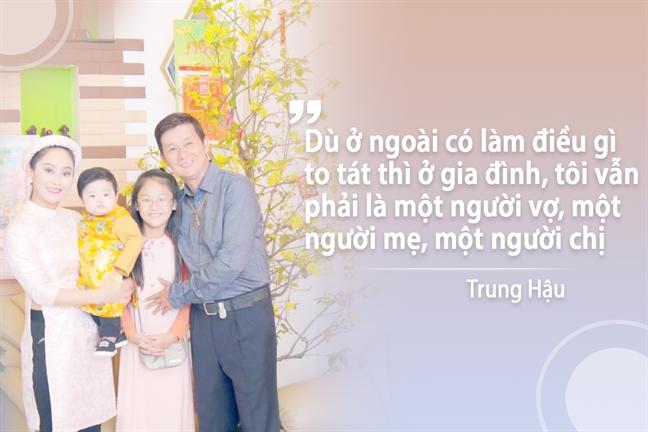 Ca si Trung Hau: Doi toi, moi dau kho cung vi chu tinh ma ra!