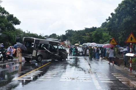 Vụ tai nạn tại Kon Tum: Thêm hai nạn nhân tử vong