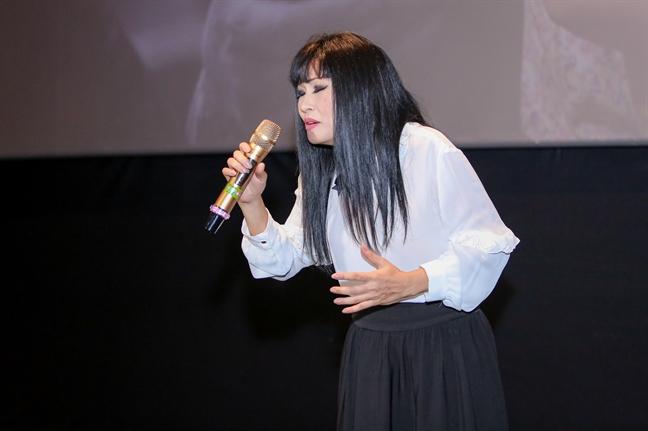 Phuong Thanh: Toi khong mang tu thu vao cong viec