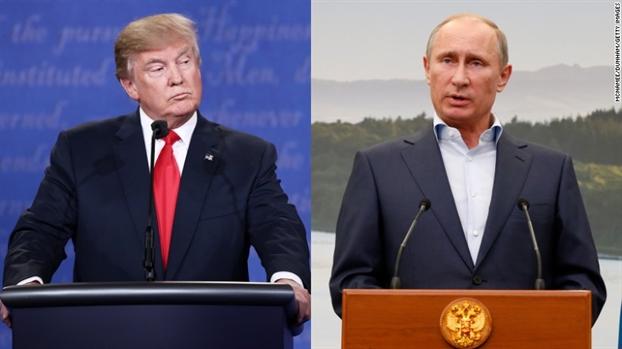Trump-Putin: Cuoc gap 'dinh hinh the gioi'?
