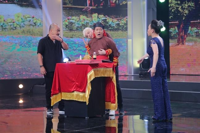 Nhac si Duong Khac Linh viet nhac cho Viet Huong, Truong Giang