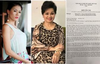 Chuyển đơn tố cáo Trang Trần của NS Xuân Hương đến cơ quan điều tra TP.HCM
