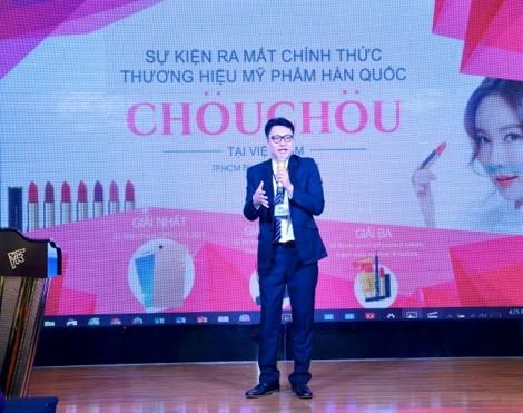 Son môi CHOU CHOU ra mắt hàng triệu phái đẹp Việt